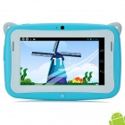 "R430C Cartoon Pattern Android 4.2 Tablet PC w/ 4.3"" Screen, Wi-Fi, ROM 4GB - Blue + White"