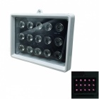 Camera High Power Dot Matrix 15-LED Infrared Light Lamp