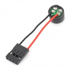 Mainboard Diagnostic Internal Speaker Beep Buzzer for PC -Black