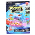LED Electric Simulation Fish - Pink + Purple