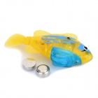 LED Electric Simulated Fish - Yellow + Blue (2 x L1154)