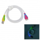 USB 3.0 to Micro USB 9-Pin Charging & Data Transmission Cable for Samsung Note 3 N9000 (100cm)