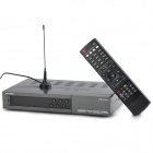 SKYBOX F4 Personal Video Recorder 1080P HD Digital Satellite Receiver - Black