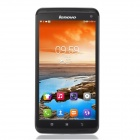 Lenovo S930 Quad-Core Android OS 4.2 3G Bar Phone w/ 6.0' RAM 1GB ROM 8GB - Silver + Black