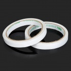Double Sided Adhesive Tape - White (2 PCS)