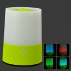 GanyGY-618 Handy Mini Portable USB Powered Humidifier - Green + White