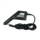 Eastor 65W Universal Car Cigarette Lighter Charger Adapter for Laptop - Black (DC 11~15V)