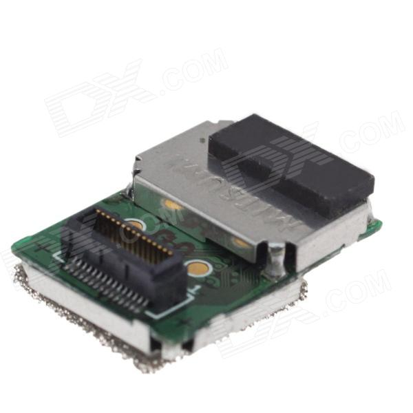 Replacement Wi-Fi Module for NDS Lite - Black + Silver touch screen replacement module for nds lite