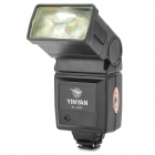 YINYAN BY-26ZP Energy-saving Auto-dimming 1000LM 5600K Xenon Flash Lamp - Black