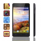 "PORTWORLD Q55 Quad Core Android 4.2 WCDMA Bar Phone w/ 5.5"", WiFi, Bluetooth, GPS - Black"