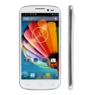 "VOTO X2 Quad-core Android 4.2 WCDMA Bar Phone w/ 5.0"" IPS OGS, GPS, RAM 1GB, ROM 4GB, GPS - White"