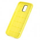 Protective TPU Case for Samsung Galaxy S5 - Yellow