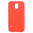 Protective TPU Case for Samsung Galaxy S5 - Red