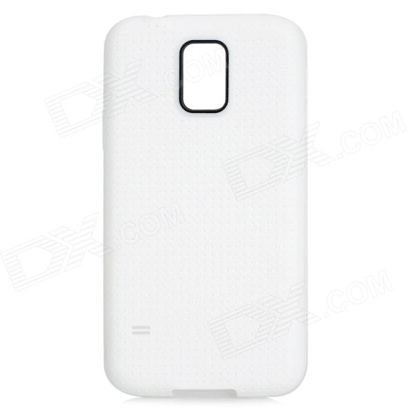 Protective TPU Case for Samsung Galaxy S5 - White samsung galaxy s5 белый