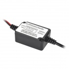 12V-24V Input / 5V 1.5A Mini USB Output Step-down Wire w/ Protector for Car GPS / Camcorder