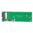 2012 Apple SSD to SATA Adapter Card - Green