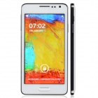 "Mini N900 Capacitive Touch Screen Android 4.3 Bar Phone w/ 4.7"" / Bluetooth / GPS - White"