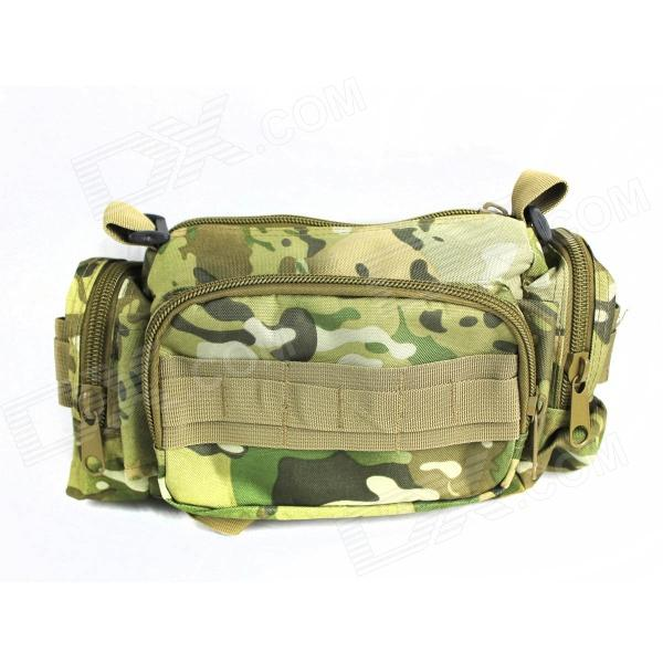 CP Camo Mountaineering Multifunction Package - MultiCam  muchuan cloth 2014 european restore ancient ways trend man single shoulder package diagonal package ma am leisure time package