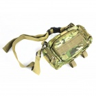 Multifunctional Waist Bag for Outdoor Activities - Camouflage