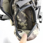 Multifunctional Canvas Package Tactical Backpacks - ACU Camouflage