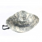 Stylish Military Camouflage Men's Round Cap - ACU