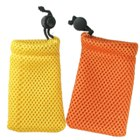 Soft Universal Protective Pouch for Gadgets 2-Pack