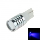 T10 / 194 / W5W 7W 250lm LED Blue Car Clearance Lamp / Side Light / Headlamp - (12V)