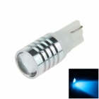 T10 / 194 / W5W 7W 250lm LED Ice Blue Car Clearance Lamp / Side Light / Headlamp - (12V)