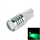 T10 / 194 / W5W 7W 250lm Cree XB-D R3 Green Car Clearance Lamp / Side Light / Headlamp - (12V)