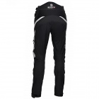 SCOYCO P027 Motorcycle Professional Racing Pants - Black (Size L)