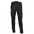 SCOYCO P027 Motorcycle Professional Racing Pants - Black (Size-XXL)