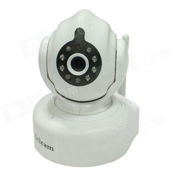 Sricam 1.0 MP 720P Wireless Indoor P2P Wi-Fi Baby Monitor Camera Remote View Network Home IP Camera