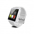 "COOSPO U Watch 8 1.48"" TFT Bluetooth Wearable Smart Sport Watch for IPHONE / Samsung / HTC - White"