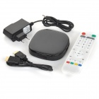 HZ4 Dual Core Android 4.2.2 Google TV spiller med 512MB RAM, 4GB ROM, HDMI, Wi-Fi - svart