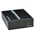 CHEERLINK HDMI / IR KVM Extender / Transmitter & Receiver Set - Black