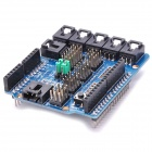 V4 Sensor Expansion Board Electronic Building Blocks - Deep Blue