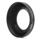 VIEWO 0.7X 52mm Wide Angle Lens for Nikon / Canon / Pentax / Panasonic DSLR Camera - Black