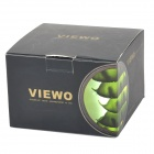 VIEWO F500 universale 77mm alluminio lega lente close-up - nero