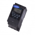 "ZnDiy-BRY KG316T 2"" LCD Digital Display Microcomputer Timer Switch Controller - Black (AC 220V)"