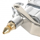 Steel Cleaning Dust Removing Air Blow Gun - Silver