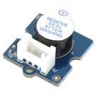 DIY Active Low Level Trigger Buzzer Alarm Module for Arduino - Blue + Black
