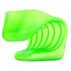 Anti-slip Plastic Heat Isolating Hand Clip - Green