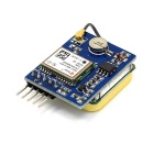 U-BLOX NEO-6M GPS Positioning Module to Serial TTL RS232 - Black