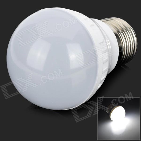 ZDM ZDM-E27DQ02W E27 2W 150lm 8500K 9-2835 SMD LED Cool White Light Bulb (AC 220~240V)