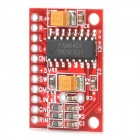LSON Mini Amplifier Module Board - Red