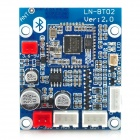 ZW 101 DIY Bluetooth V3.0 / V4.0 Audio Receiving Module - Blue + White