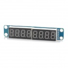 "LSON  0.4"" 8-Digit 7-Segment Digital Display Module - Deep Blue (5V)"