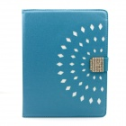 Prismatic Figure Ultra Thin Protective PU Leather Case Cover Stand w/ Auto Sleep for IPAD 2 / 3 / 4
