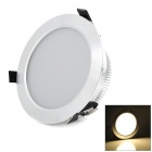 HUGEWIN HTD690 15W 780lm 3000K 30-SMD 5730 LED Warm White Ceiling Lamp (AC 85~265V)