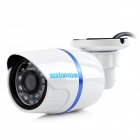 "SZSINOCAM SN-IPC-6408B 1/3"" CMOS 1.3MP IP Camera w/ 24-LED Night Vision - White"
